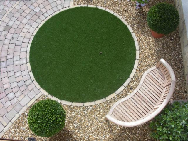 ARTIFICIAL GRASS Bath
